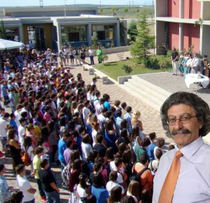Ομιλία κυρίου Λίτσα την ημέρα του Αγιασμού