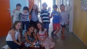 Πρώτη μας μέρα στο σχολείο!