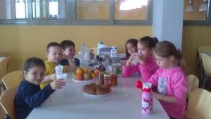 Η Α΄ Δημοτικού τίμησε την Παγκόσμια Ημέρα Διατροφής