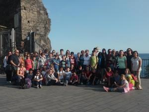 ΑΞΙΟΝ-Comenius: Επίσκεψη στην Ιταλία