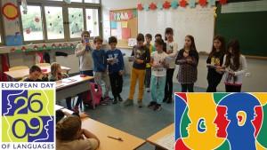 Η Ευρωπαϊκή ημέρα γλωσσών στο ΑΞΙΟΝ