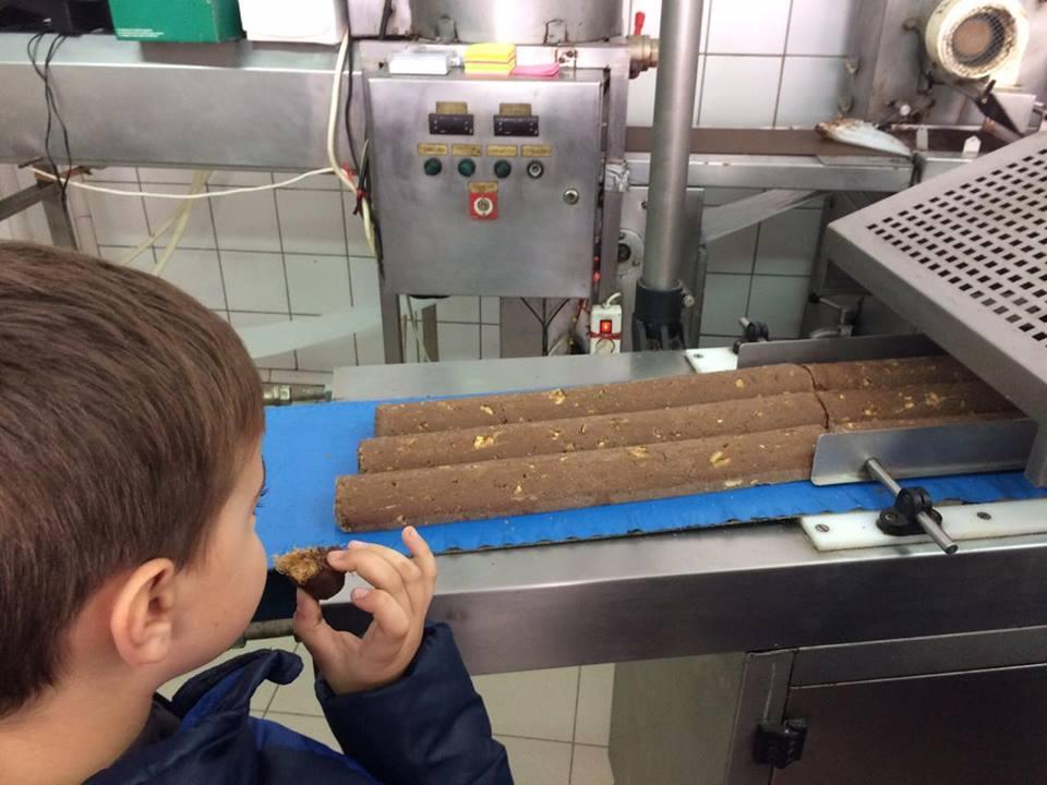 Στο καζάνι με τη σοκολάτα!