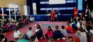 Ενημέρωση & παρουσίαση από τους εθελοντές Σαμαρίτες του Ερυθρού Σταυρού Ξάνθης.