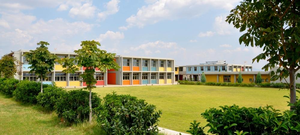 Ένα σχολείο που συνεχώς εξελίσσεται