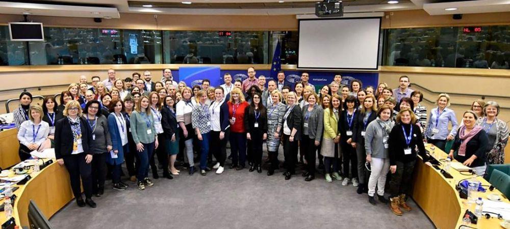 Συμμετοχή σε σεμινάριο εκπαιδευτικών στις Βρυξέλλες